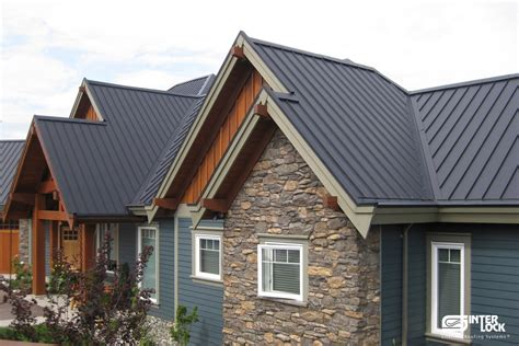 Roof : Standing Seam Metal Roof Panels