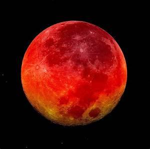 """Il 28 settembre la rarissima eclissi della """"Superluna di ..."""
