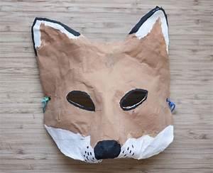 Fuchs Kostüm Selber Machen : ausgefallene ideen f r selbstgemachte faschingskost me und masken ~ Frokenaadalensverden.com Haus und Dekorationen