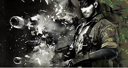 Tactical Gear Solid Metal Military Shooter Fighting