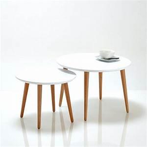 Table De Salon La Redoute : la redoute table basse ~ Voncanada.com Idées de Décoration
