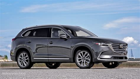 Mazda Xc9 2020 by 2017 Mazda Cx 9 Signature Awd Review Testdrive