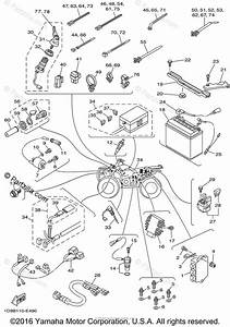 Yamaha Atv 2007 Oem Parts Diagram For Electrical
