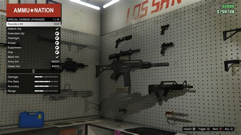 The Best Weapons And Load-out For Gta Online