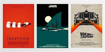 Posters Redesigned Inspiring Poster Inspiration Graphic
