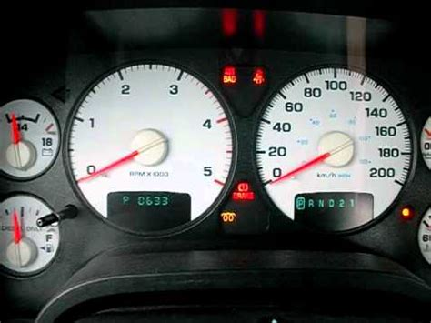 Reset Check Engine Light Dodge Ram 2500 by How To Check Codes On 03 07 Dodge Ram Cummins 5 9 Diesel