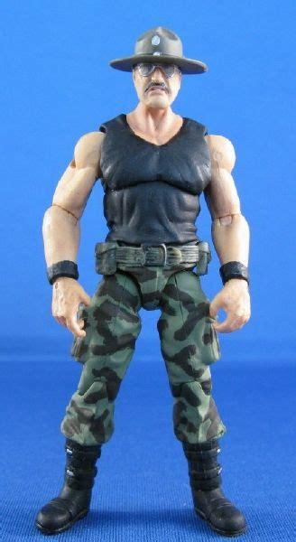 joecustomscom figures gi joe sgt slaughter