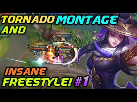 Fanny Tornado Montage And Freestyle By You! Episode #1