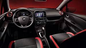 Renault Clio 2017 Styling interior - YouTube