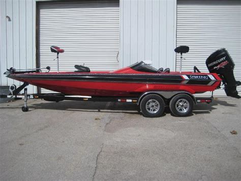 Sterling Bass Boats For Sale by Gambler Boats For Sale In