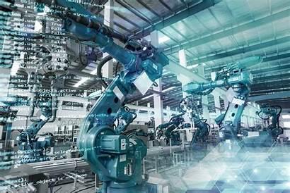 Industrial Iot Automation Robotics Manufacturing Company Platform