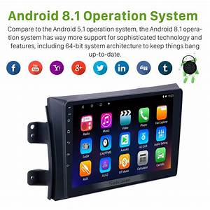 9 Inch Android 8 1 Radio Gps Navigation For 2006