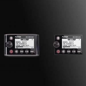 Control Remoto Ms-nrx300 Equipos M U00fasica Fusion