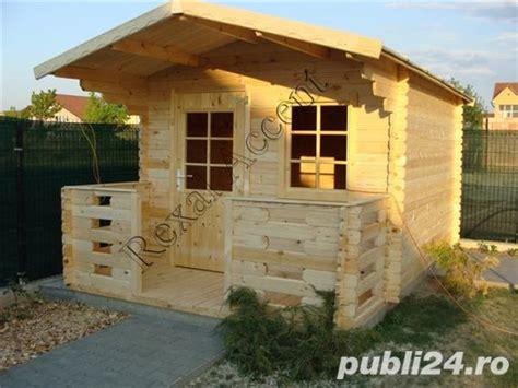 casute de lemn casute de gradina din lemn cu terasa