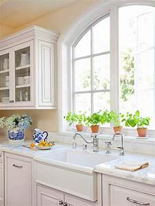 Raised box herb garden transitional garden for Kitchen colors with white cabinets with mermaid outdoor wall art