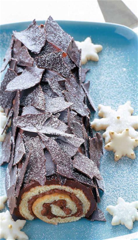buche de noel au chocolat recettes du quebec