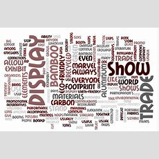 Trade Show Exhibitors Association Create Your Own Word Cloud