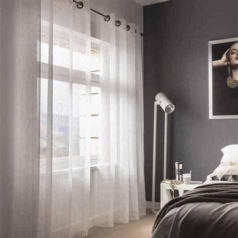 voilage chambre adulte viac ako 25 úplne najlepších nápadov na tému voilage blanc