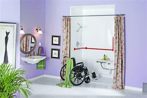 bathroom safety design tips  elderly access