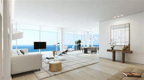 White Apartment by 17 White Modern Apartment Interior Design Ideas