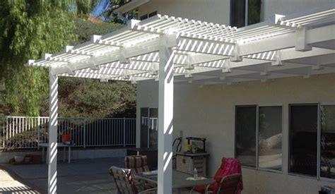 vinyl patio covers orange county orange county vinyl fencing patio covers