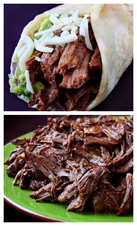100 shredded beef recipes on cooker