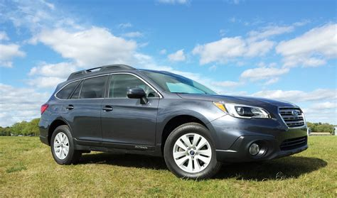 Subaru Outback 2 5i Premium by Review 2015 Subaru Outback 2 5i Premium Not Just For