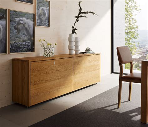 wood and glass door contemporary sideboards team 7 cubus wharfside furniture