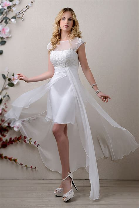Designer Short Wedding Dresses - Bridesmaid Dresses