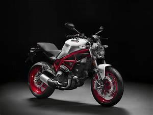 Nouveauté moto 2017 : Ducati Monster 797, petit roadster ...