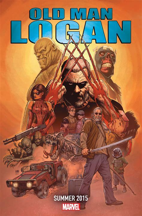 Breaking Down Marvel's Secret Wars Old Man Logan