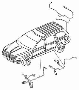 Dodge Durango Wiring  Liftgate  Liftgateparkviewtm