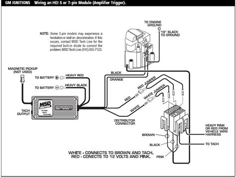 msd al hei wiring diagram collection wiring diagram sample