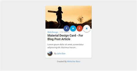 cool css card ui examples bashooka