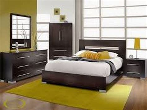 chambre coucher moderne decoration chambre a coucher moderne