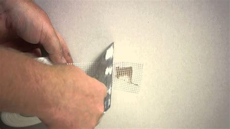 repair torn paper  drywall wall repair youtube