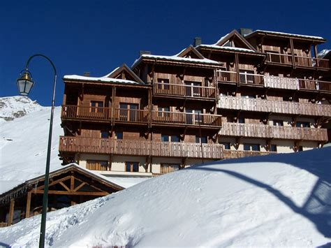 residence chalet des neiges hermine 15 val thorens