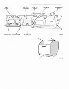 Plymouth Acclaim Fuse Box