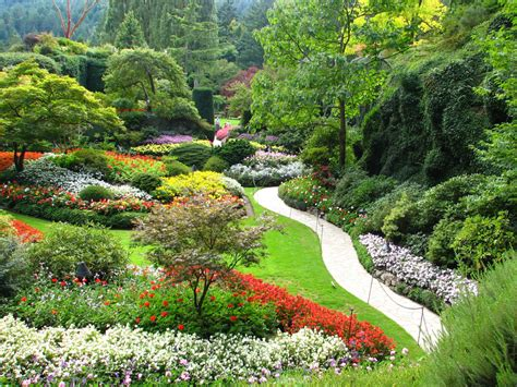 Gardens Bc - b c travel deal offers tours of gardens