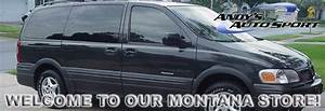 Pontiac Montana Parts  Montana Sport Compact Car Parts