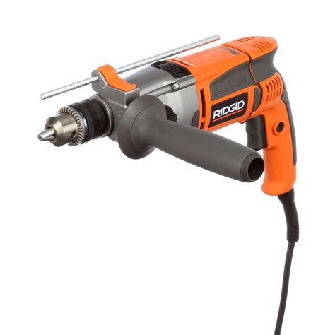 Kitchen Window Treatments Ideas - ridgid 8 5 amp 1 2 in heavy duty hammer drill r50111 the home depot