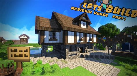 Mittelalterliches Haus  Minecraft Tutorial  Part 1