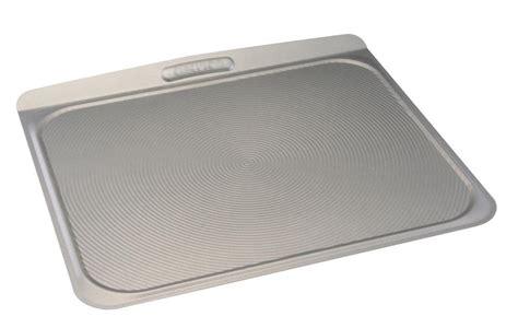 baking tray circulon insulated bakeware sheet inch amazon warp flat oven steel won
