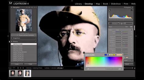 Coloring Lightroom by Colorizing Vintage Photos In Lightroom Tutorial