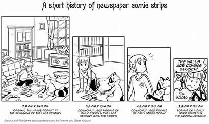 Newspaper Strips Comic Short History Caption Resolution