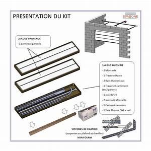 Dimension Porte De Garage Sectionnelle : porte sectionnelle isol e rainure woodgrain blanche ~ Edinachiropracticcenter.com Idées de Décoration