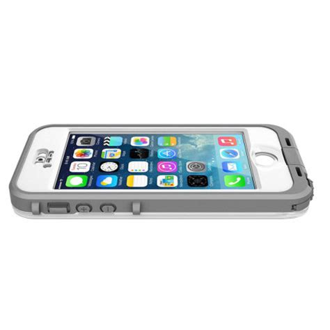 lifeproof nuud for iphone 5s lifeproof nuud for iphone 5s white grey reviews