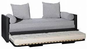 Canape Lit Confortable Meuble Pratique Accueil Design Et