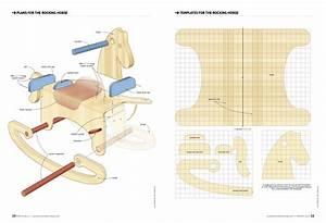 PDF DIY Rocking Horse Plans Measurements Download rockler