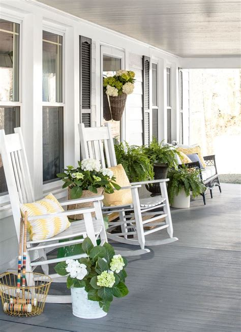 124 Best Images About Country Farmhouse Porches On